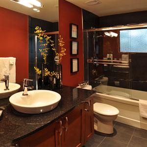 Bathroom Renovations Calgary bathroom renovations | bedrock construction ltd. calgary