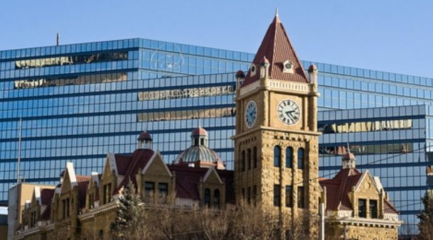 City of Calgary building permits