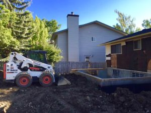 Calgary Residential Renovations by Bedrock Construction