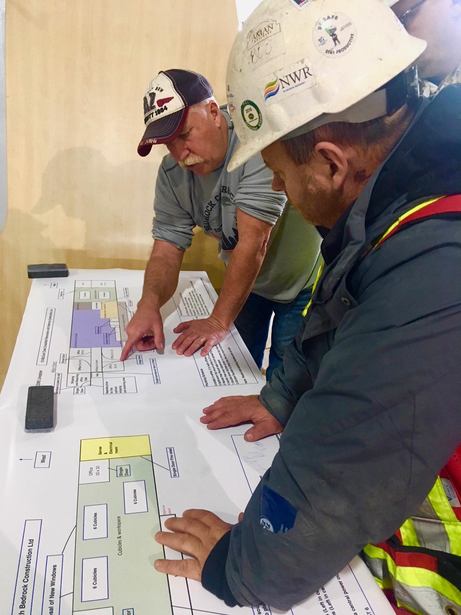 Calgary Commercial Construction Contractors