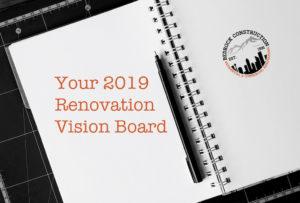 Home Renovation Vision Board