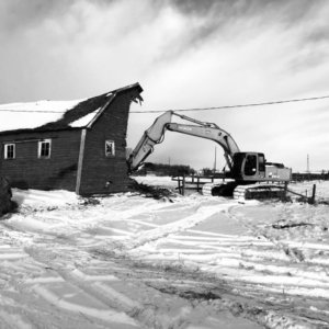 Demolition Services by Bedrock Construction