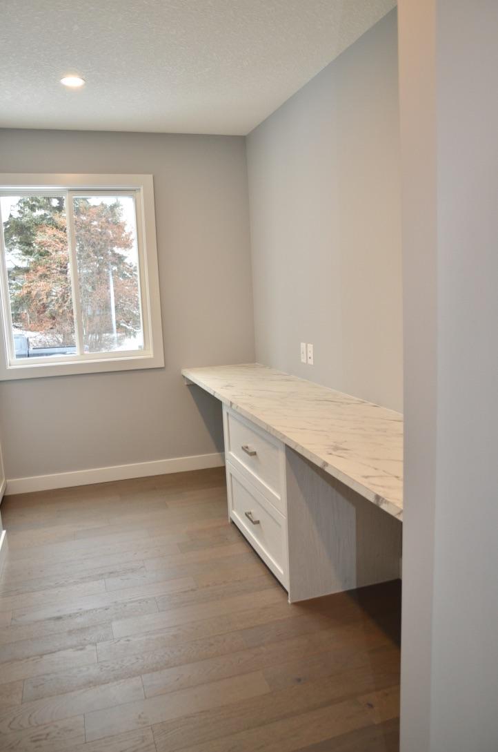 Bedrock Construction - tech room renovation