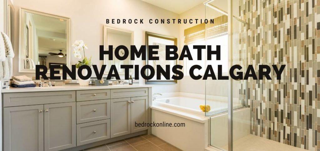 Home Bath Renovations Calgary