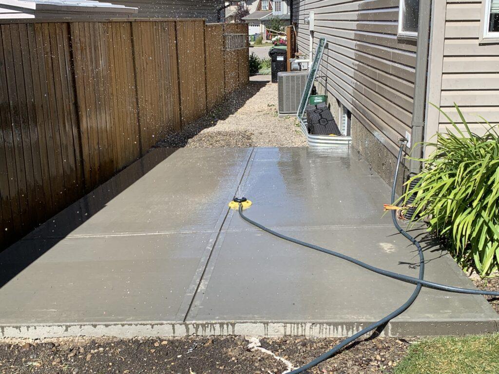 sidewalk concrete calgary