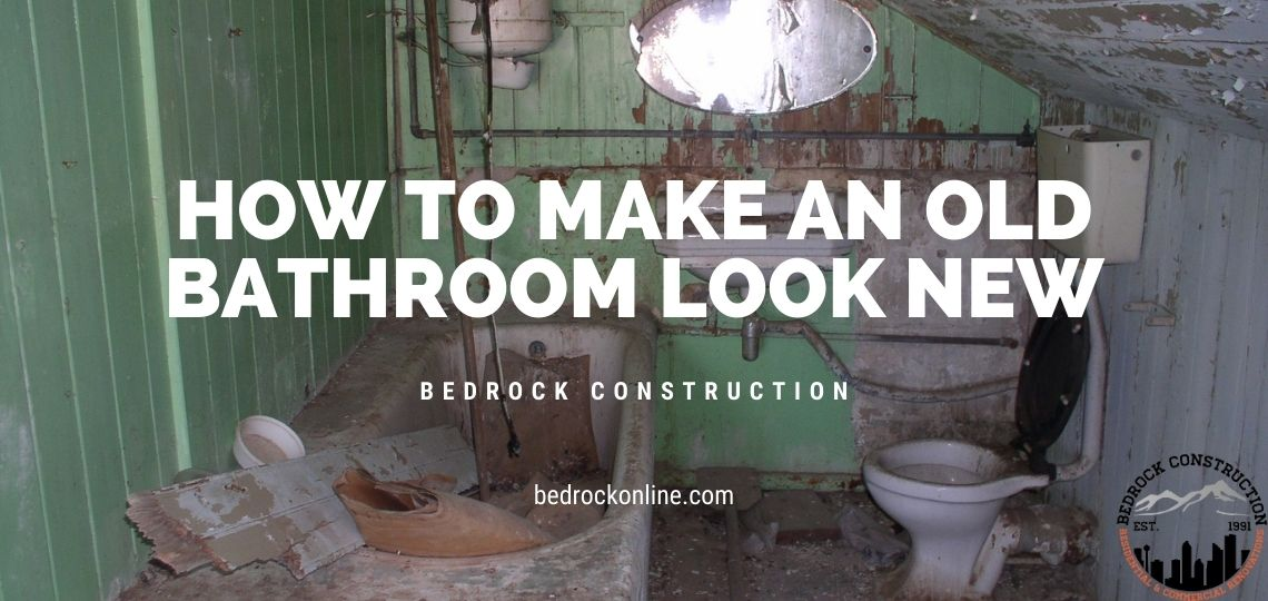 Bathroom Renovation Bedrock Construction