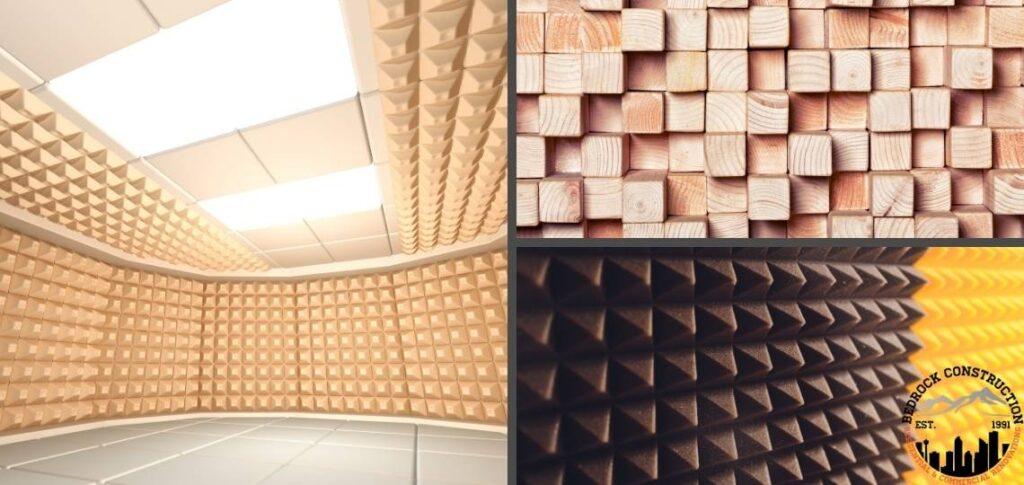 sound panesl home office