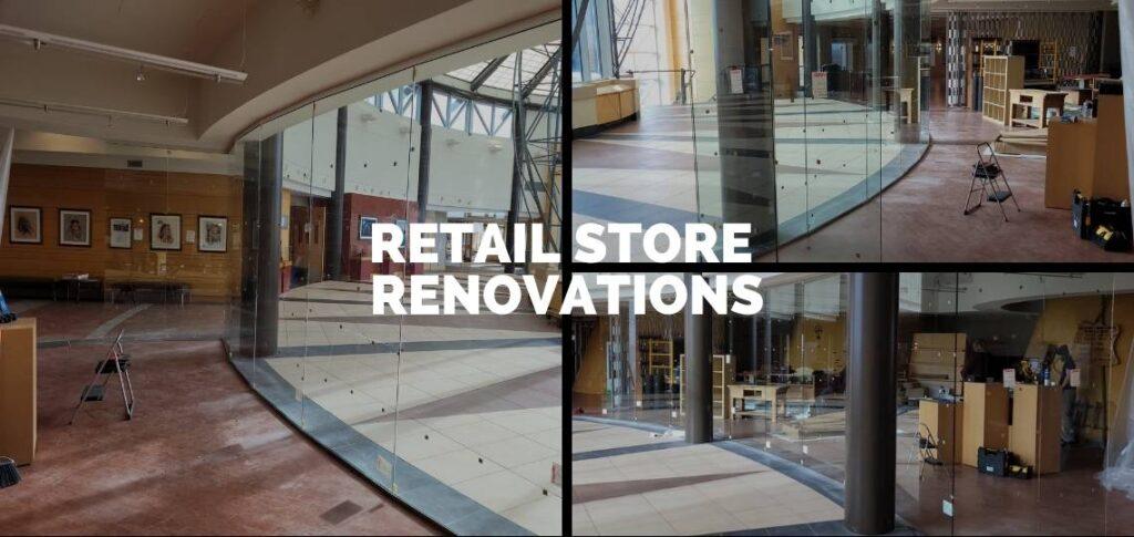 retail store renovations