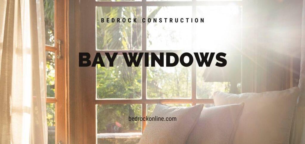bay windows Calgary